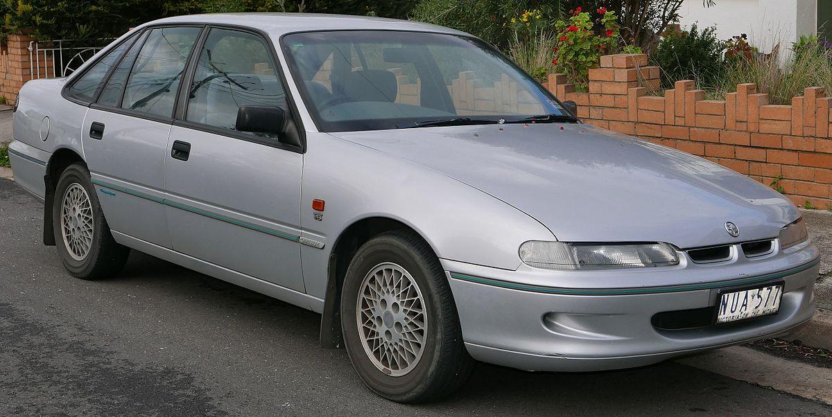 Holden Commodore III 1997 - 2006 Station wagon 5 door #6