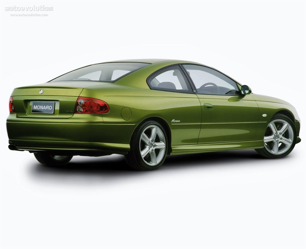 Holden Monaro 2001 - 2005 Coupe #3