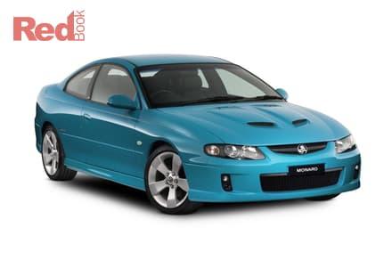 Holden Monaro 2001 - 2005 Coupe #6