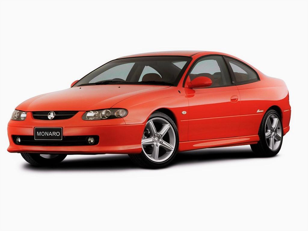 Holden Monaro 2001 - 2005 Coupe #2