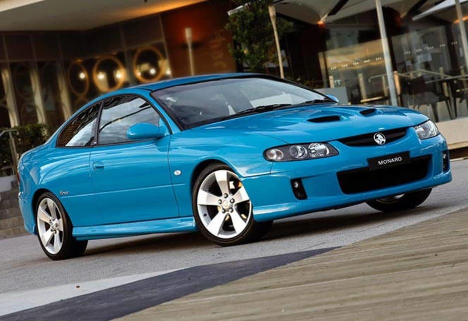 Holden Monaro 2001 - 2005 Coupe #1