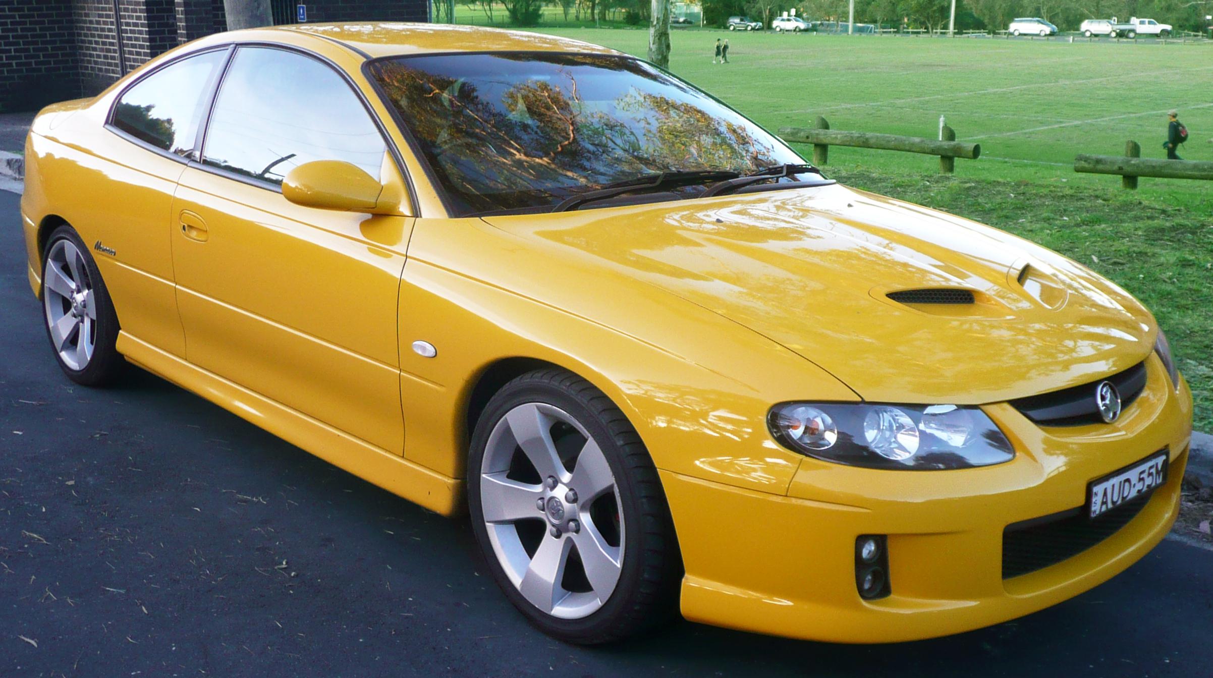 Holden Monaro 2001 - 2005 Coupe #5