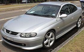 Holden Monaro 2001 - 2005 Coupe #8