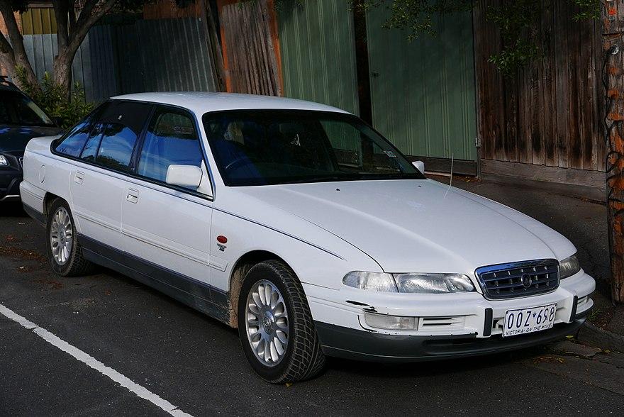 Holden Statesman II 1999 - 2006 Sedan #3