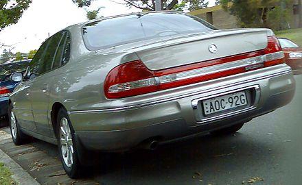 Holden Statesman II 1999 - 2006 Sedan #5