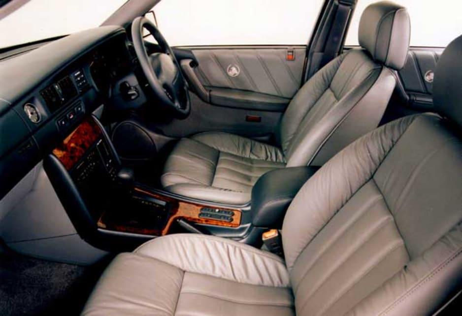 Holden Statesman II 1999 - 2006 Sedan #7