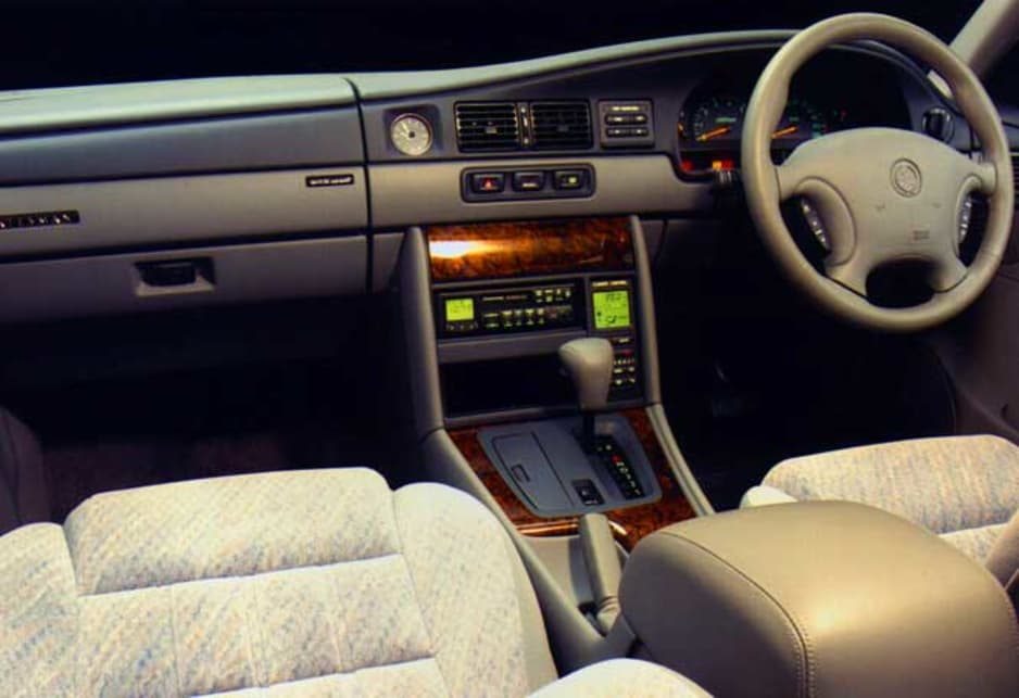 Holden Statesman II 1999 - 2006 Sedan #4
