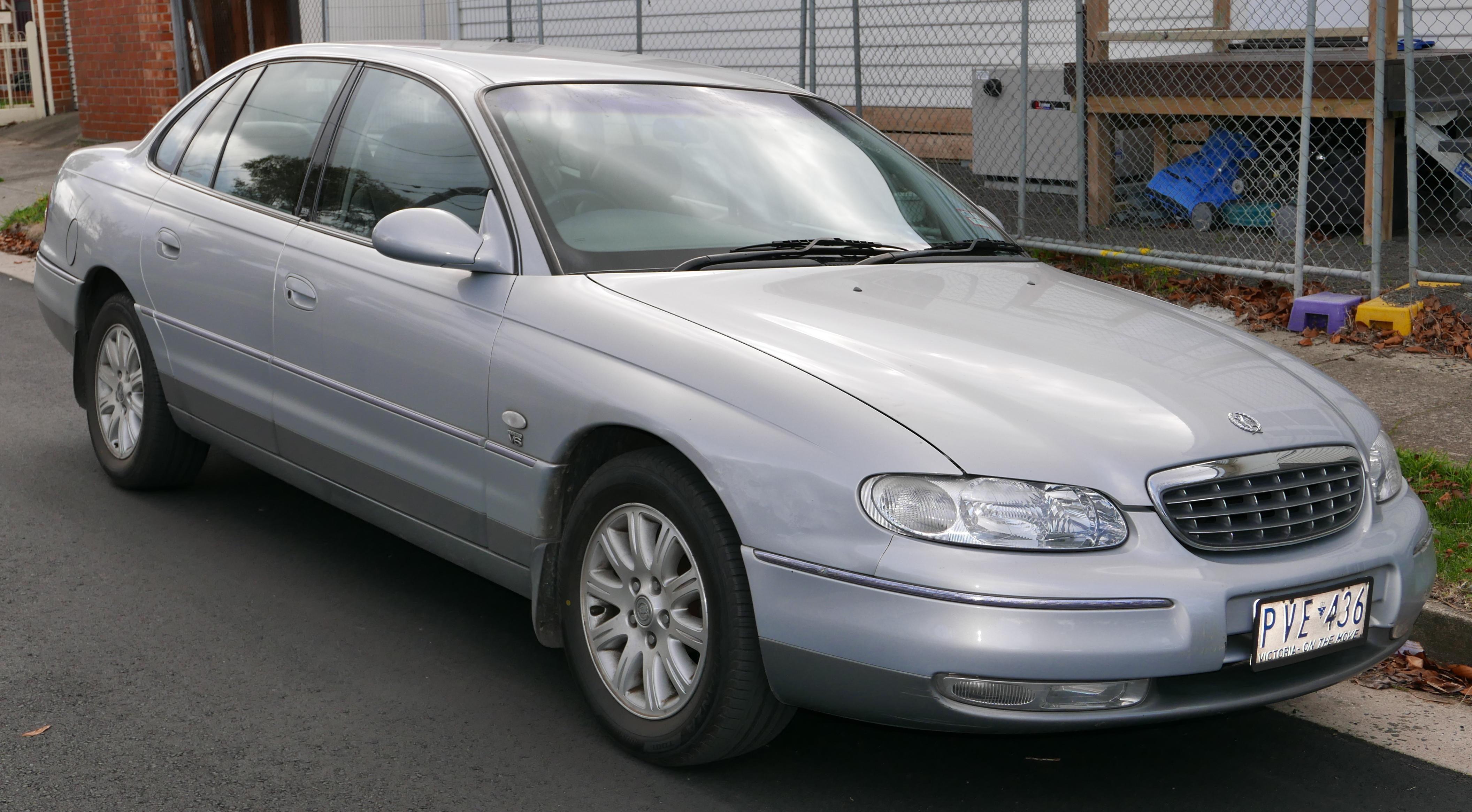 Holden Statesman II 1999 - 2006 Sedan #1