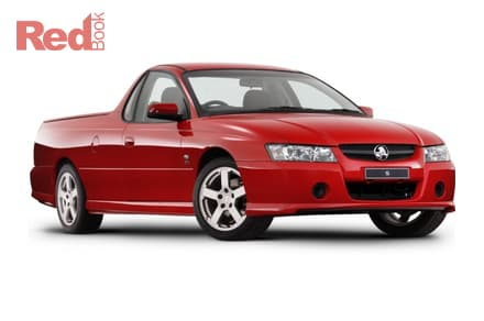 Holden UTE IV 2006 - now Pickup #7