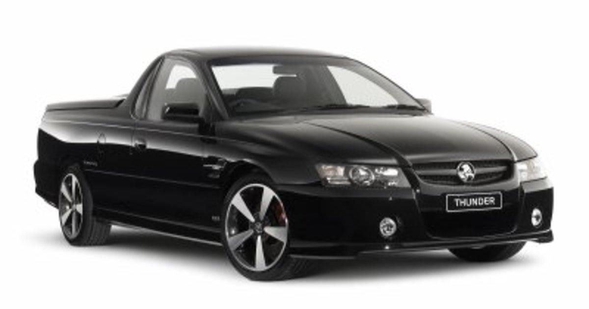Holden UTE IV 2006 - now Pickup #8
