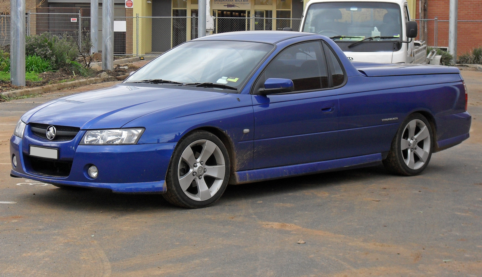 Holden UTE IV 2006 - now Pickup #2