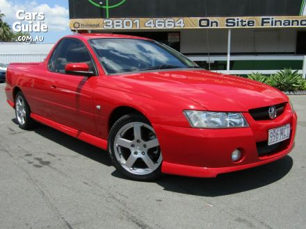 Holden UTE IV 2006 - now Pickup #3