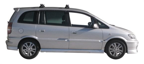 Holden Zafira 2001 - 2005 Compact MPV #3