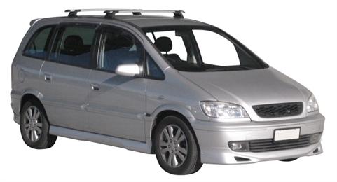 Holden Zafira 2001 - 2005 Compact MPV #2