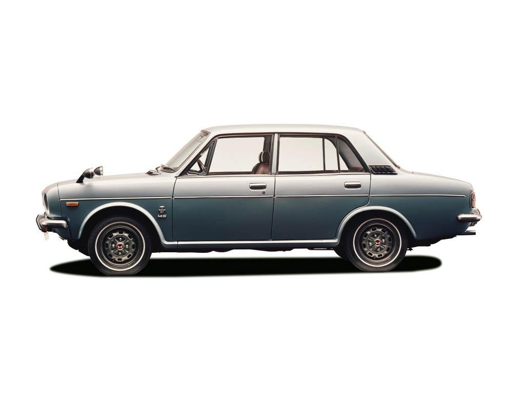 Honda 145 I 1972 - 1974 Sedan #7