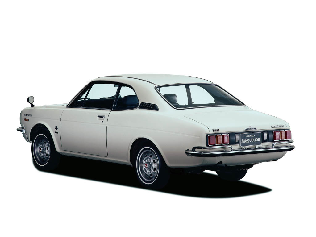 Honda 145 I 1972 - 1974 Coupe #3