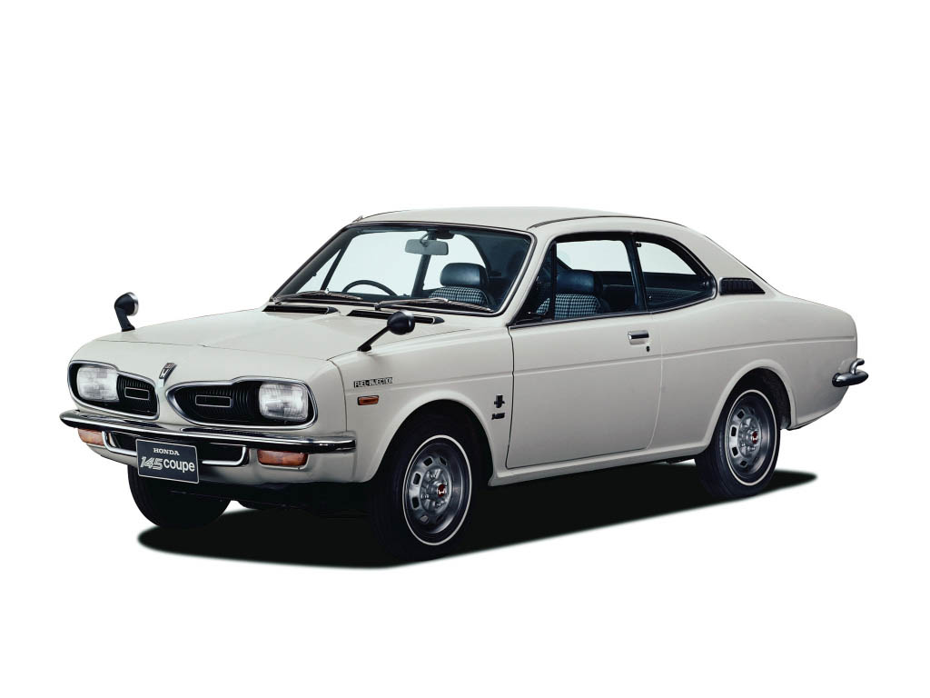 Honda 145 I 1972 - 1974 Coupe #8