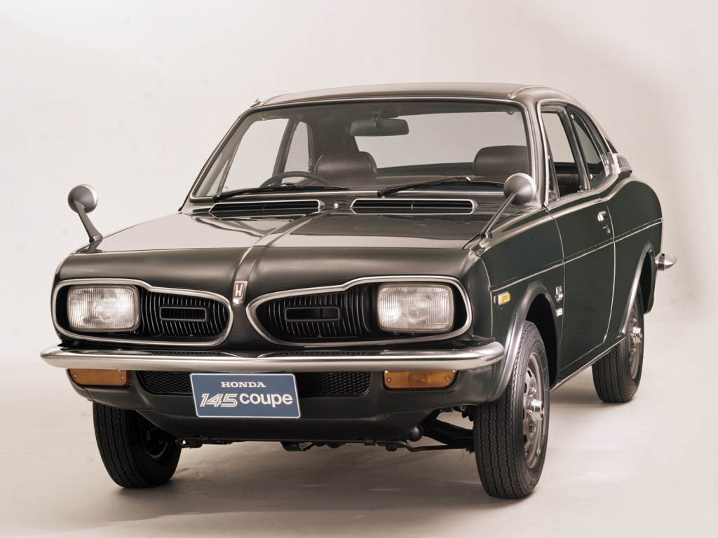 Honda 145 I 1972 - 1974 Coupe #5