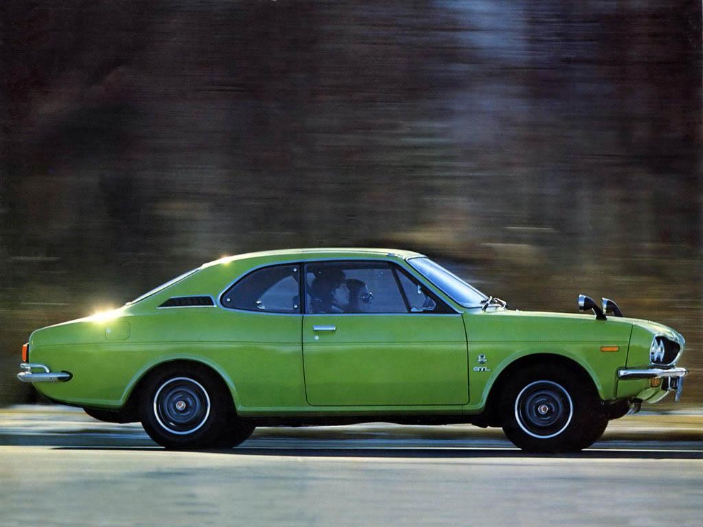 Honda 145 I 1972 - 1974 Sedan #4