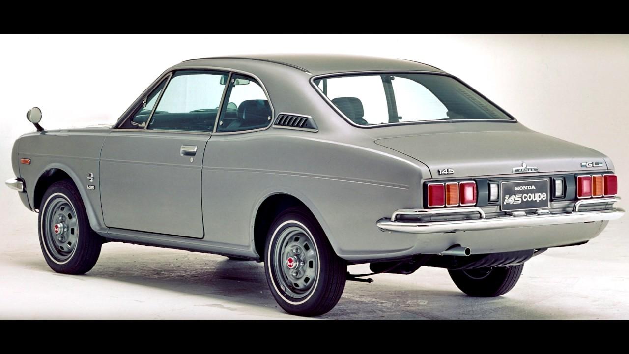Honda 145 I 1972 - 1974 Sedan #5