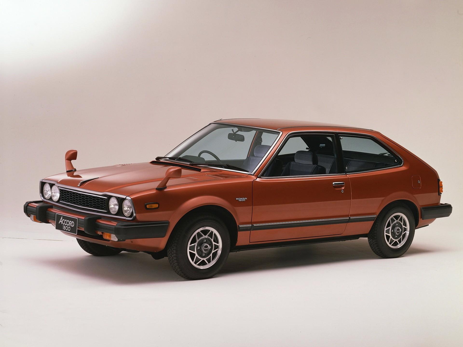 Honda Accord I 1976 - 1981 Hatchback 3 door #6