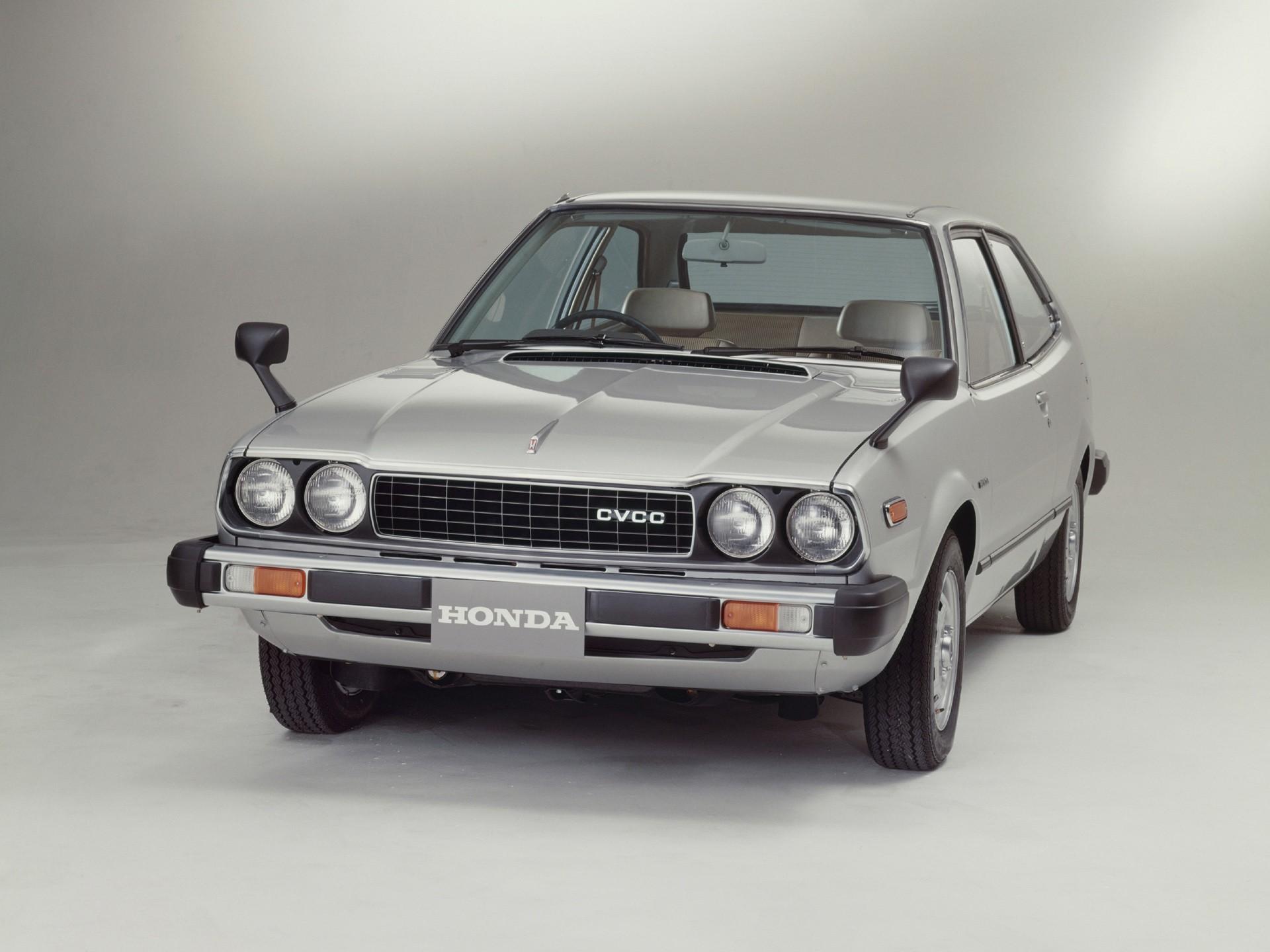 Honda Accord I 1976 - 1981 Hatchback 3 door #2