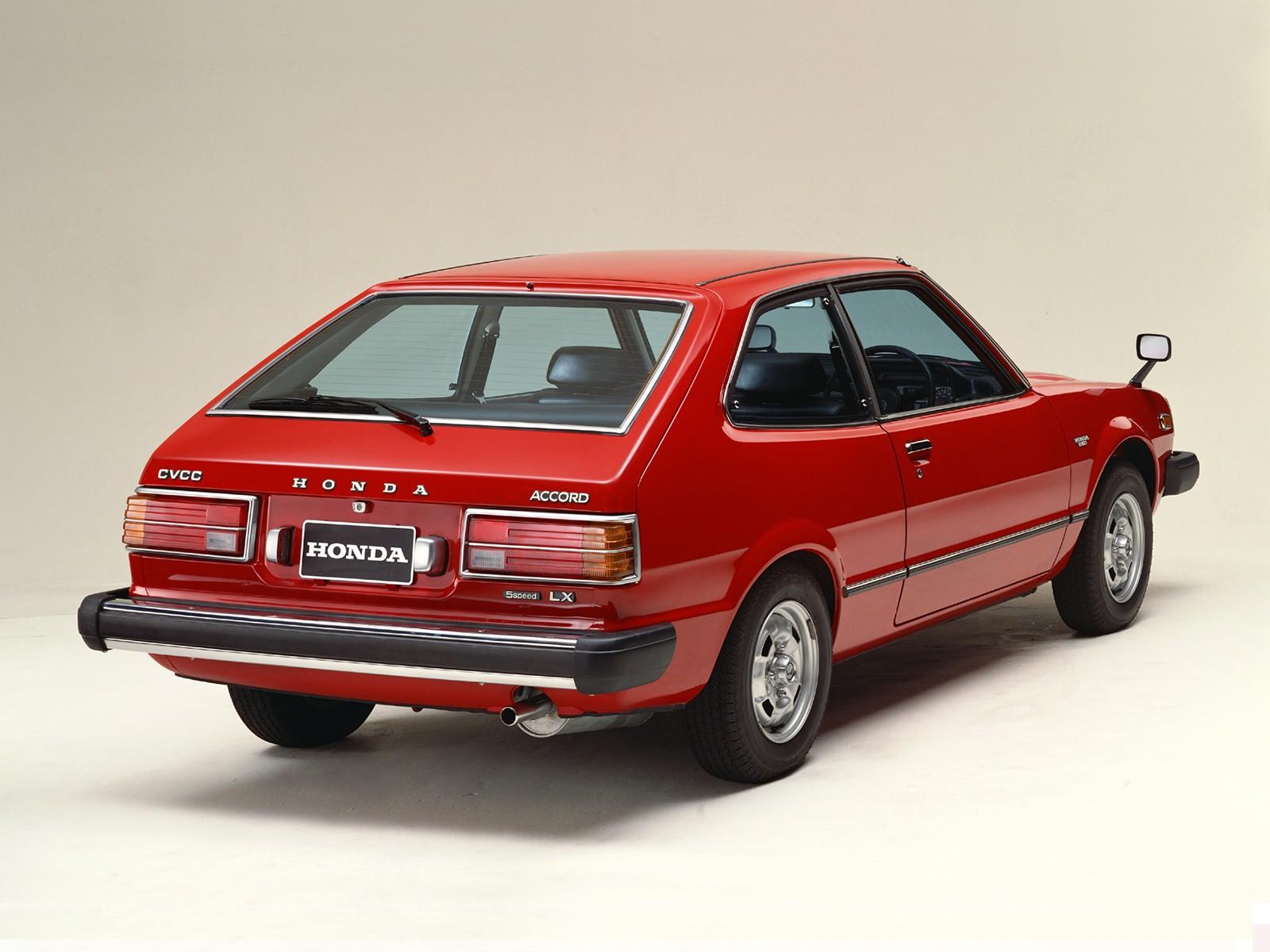 Honda Accord I 1976 - 1981 Hatchback 3 door #8