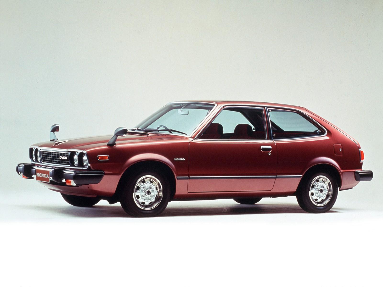 Honda Accord I 1976 - 1981 Hatchback 3 door #3