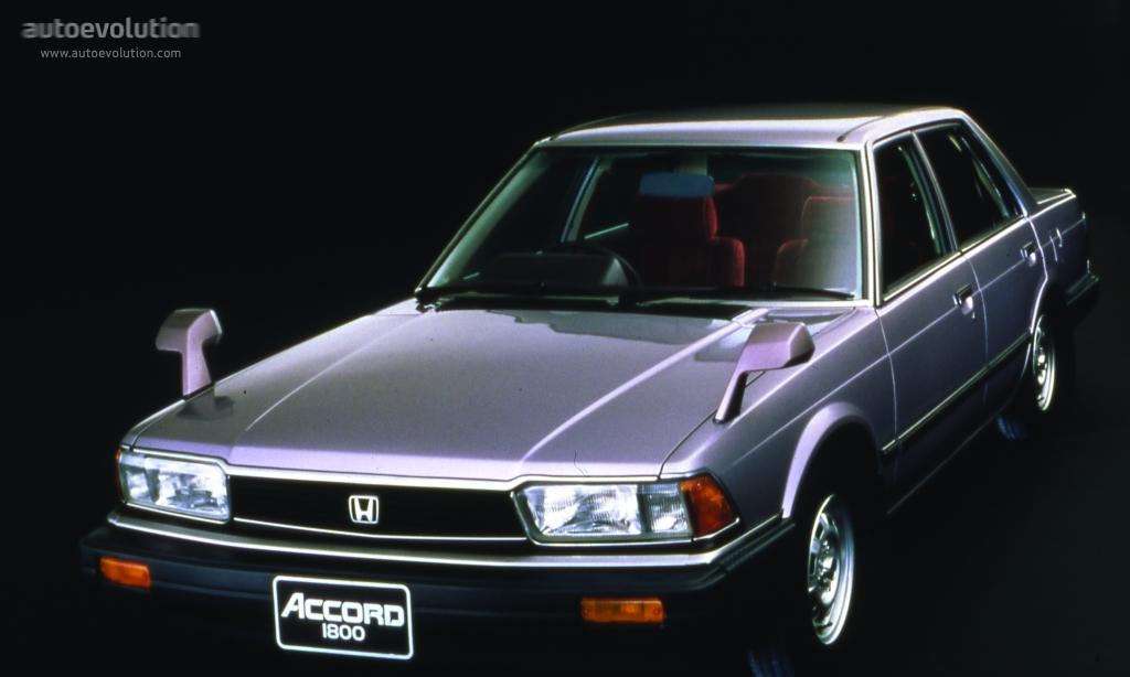 Honda Accord III 1985 - 1989 Hatchback 3 door #3