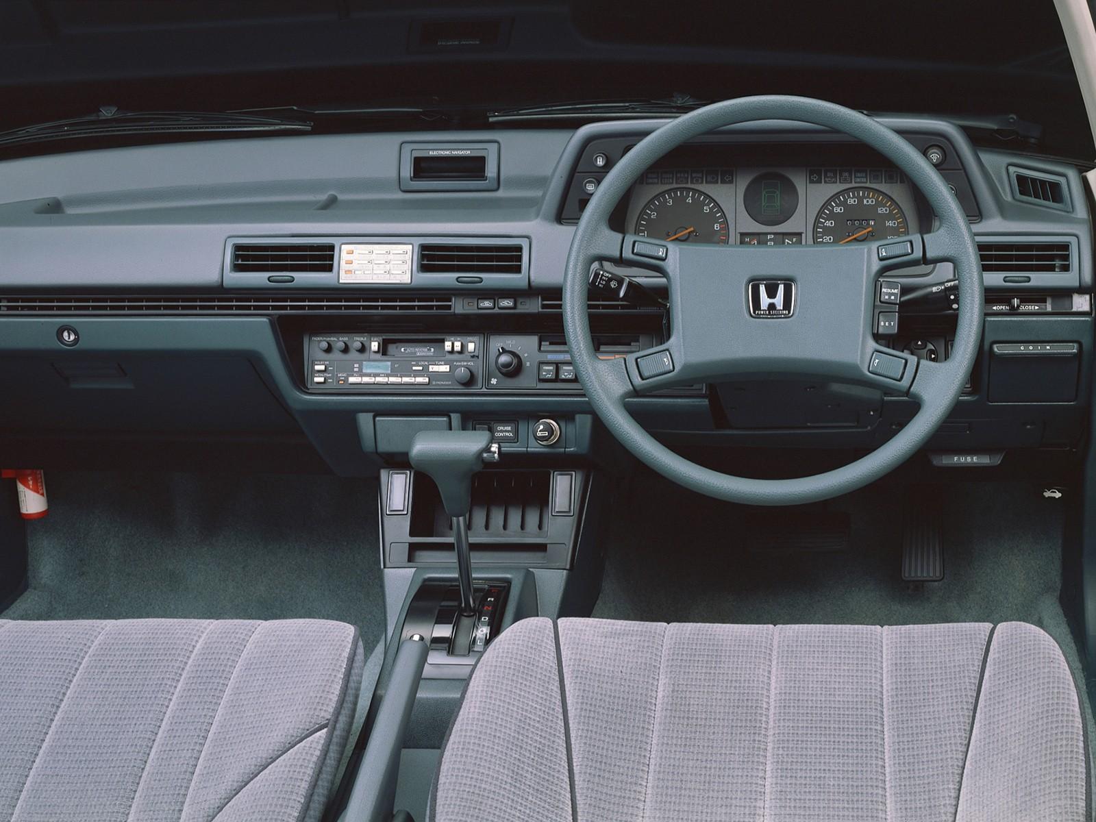 Honda Accord III 1985 - 1989 Hatchback 3 door #1