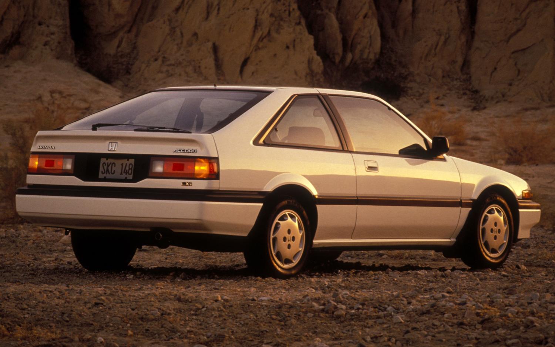 Honda Accord III 1985 - 1989 Hatchback 3 door #2