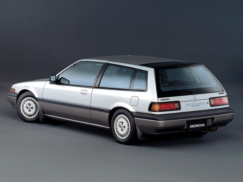 Honda Accord III 1985 - 1989 Hatchback 3 door #7