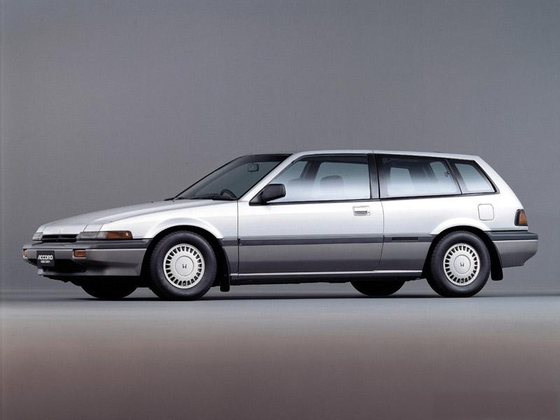 Honda Accord III 1985 - 1989 Hatchback 3 door #8