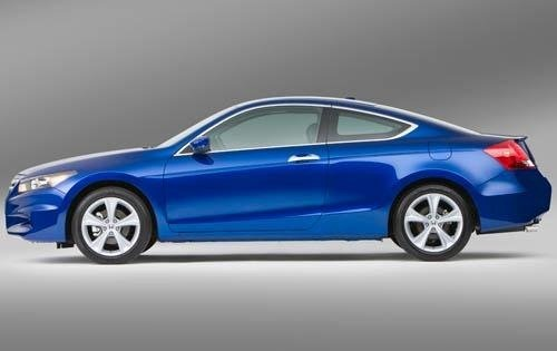 Honda Accord IX Restyling 2014 - now Coupe #8