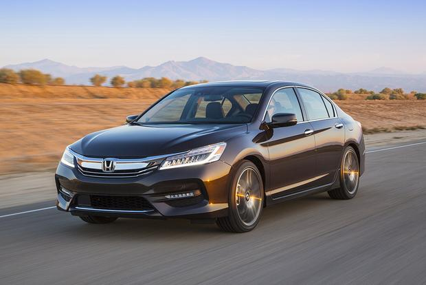 Honda Accord IX Restyling 2014 - now Coupe #6