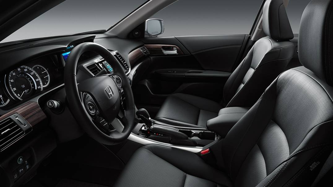Honda Accord IX Restyling 2014 - now Coupe #3