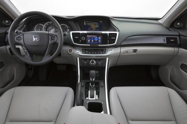 Honda Accord IX Restyling 2014 - now Coupe #7