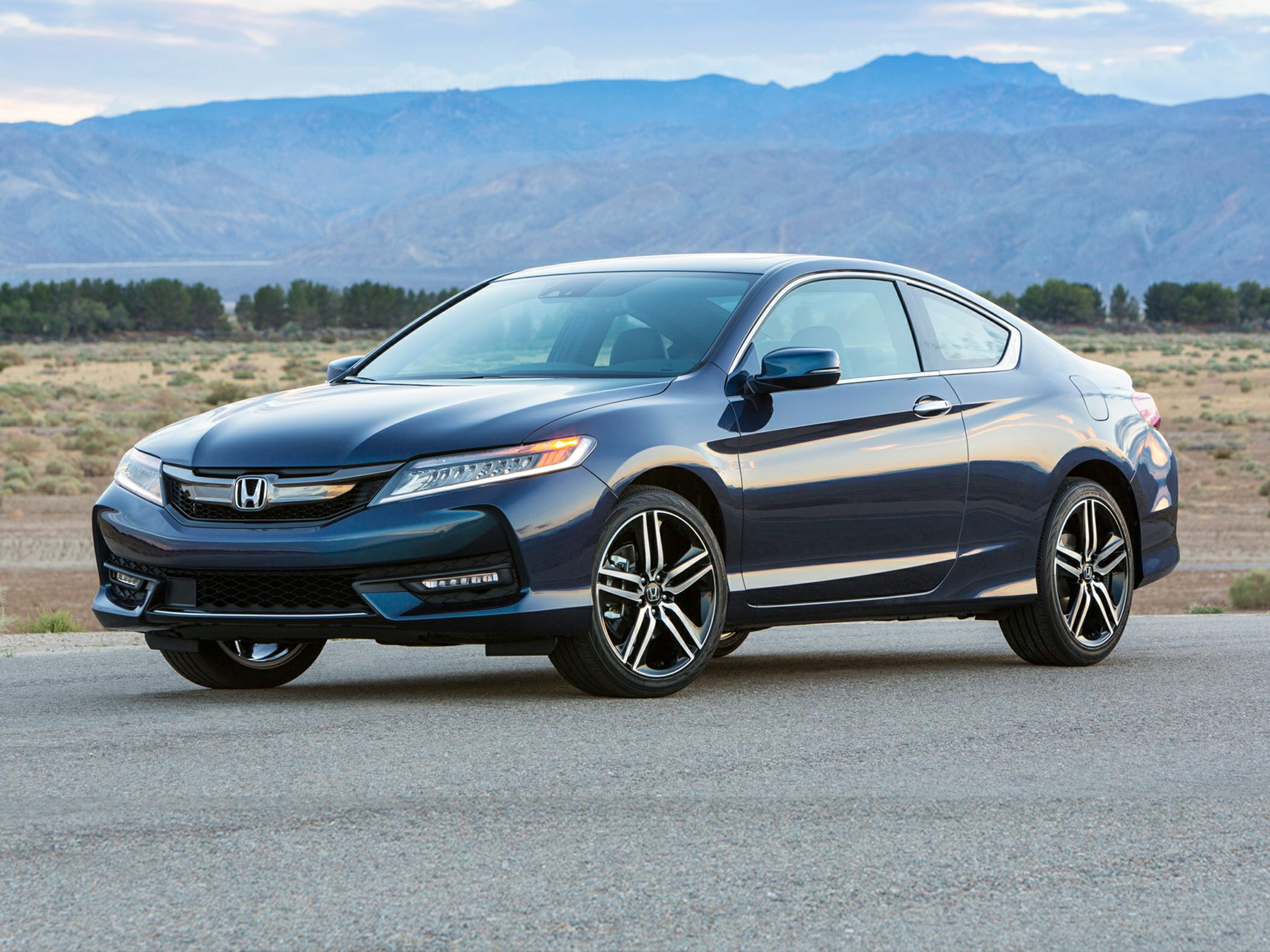 Honda Accord IX Restyling 2014 - now Coupe #1