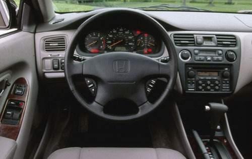 Honda Saber II 1998 - 2001 Sedan #8