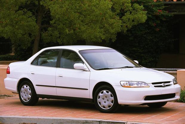 Honda Ascot II (CE) 1993 - 1997 Sedan #3