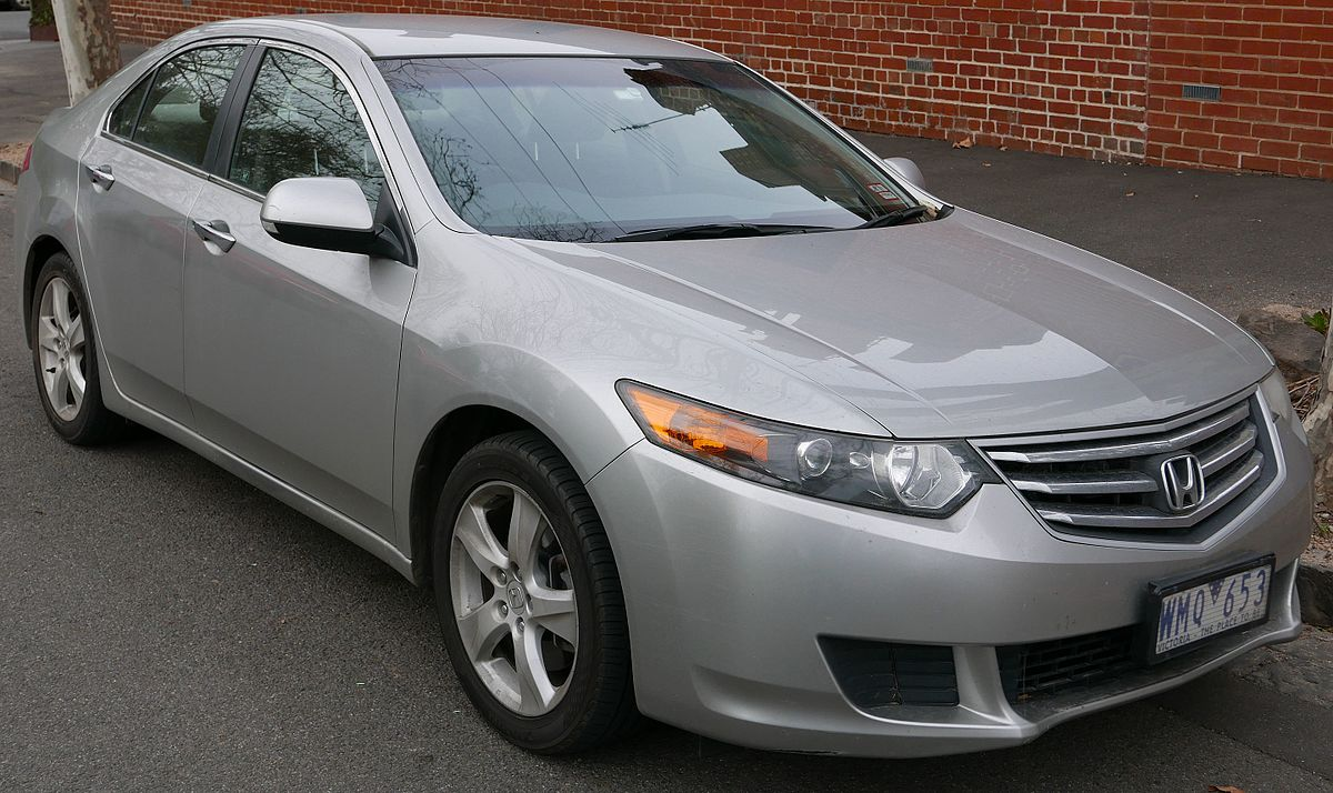 Honda Inspire V Restyling 2010 - 2012 Sedan #2