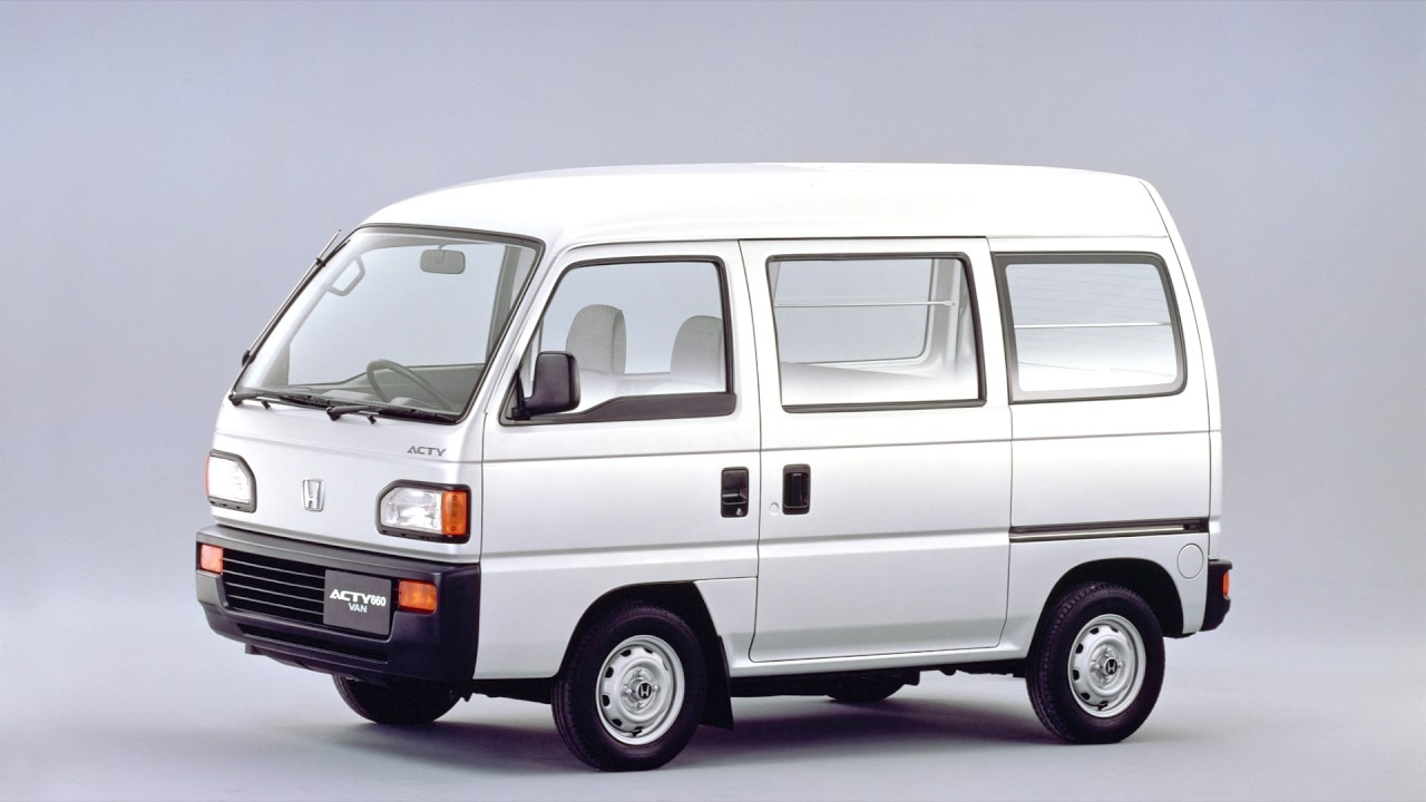 Honda Street 1988 - 1993 Microvan #6