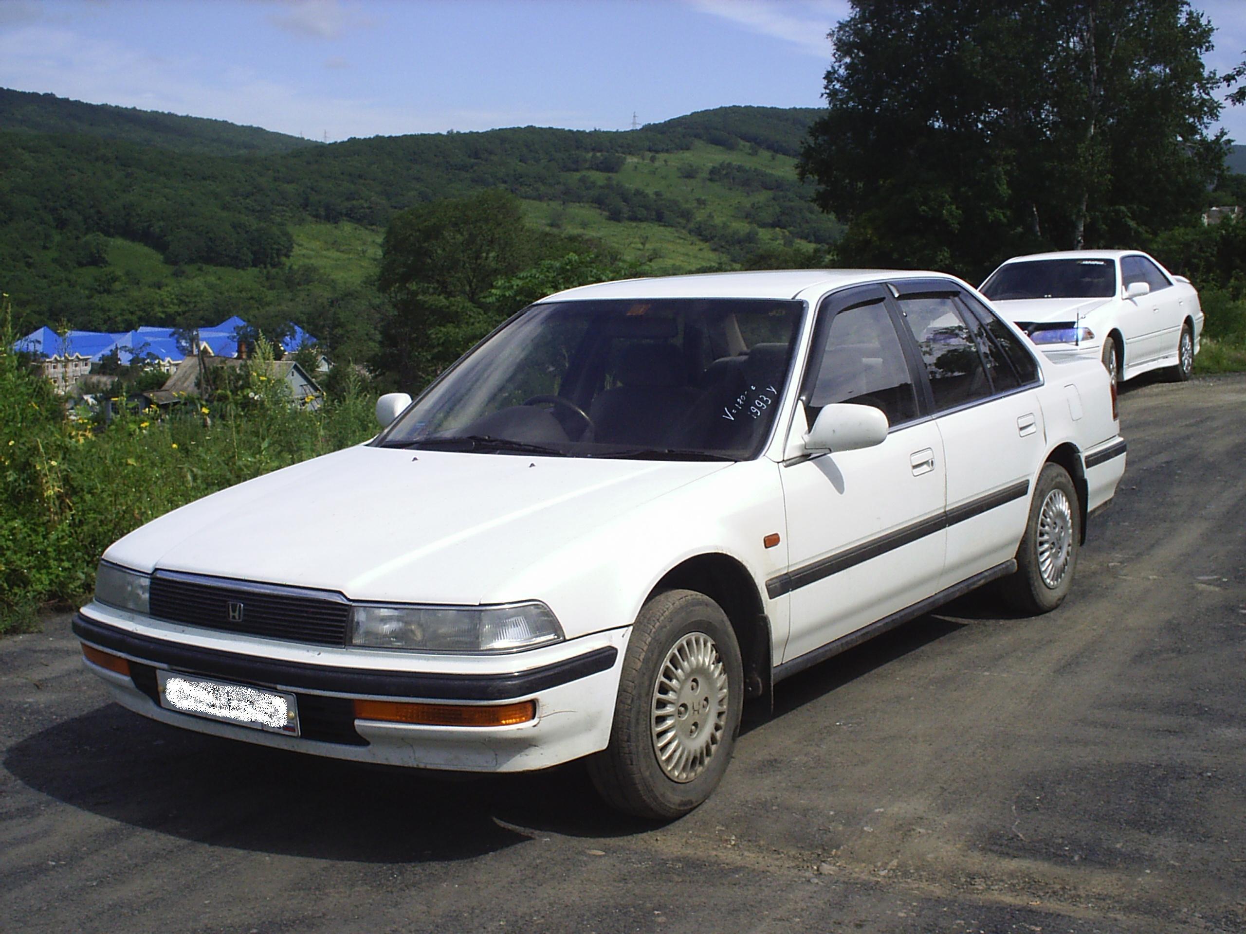 Honda Ascot I (CB) 1989 - 1993 Sedan #5