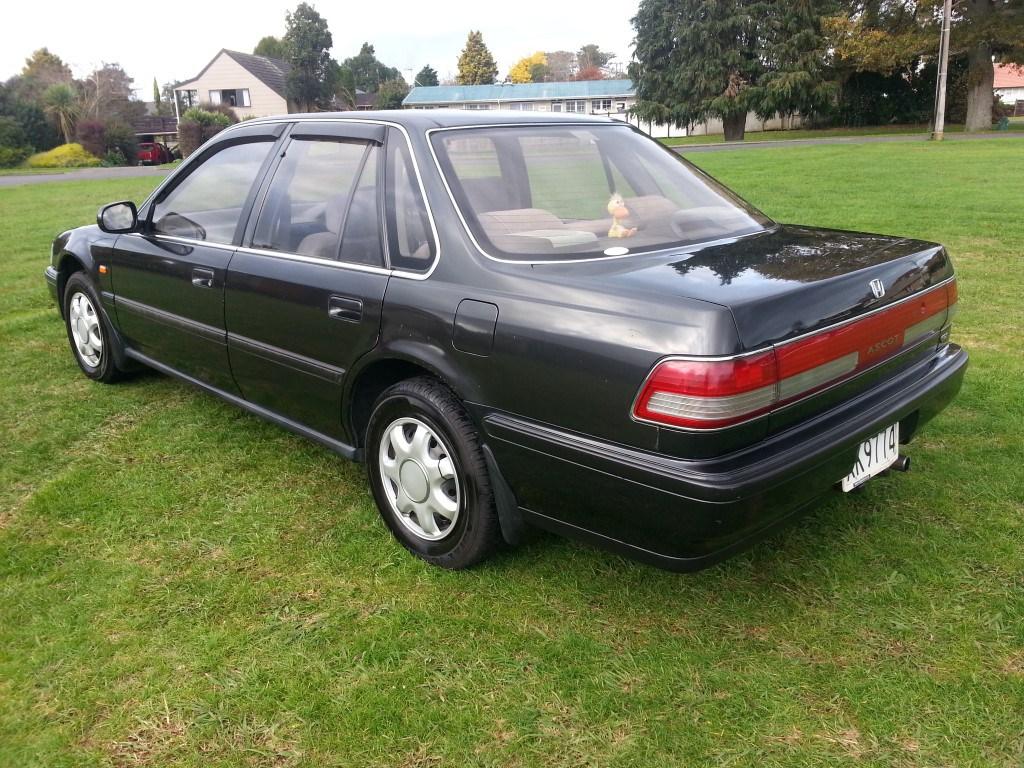 Honda Ascot I (CB) 1989 - 1993 Sedan #4