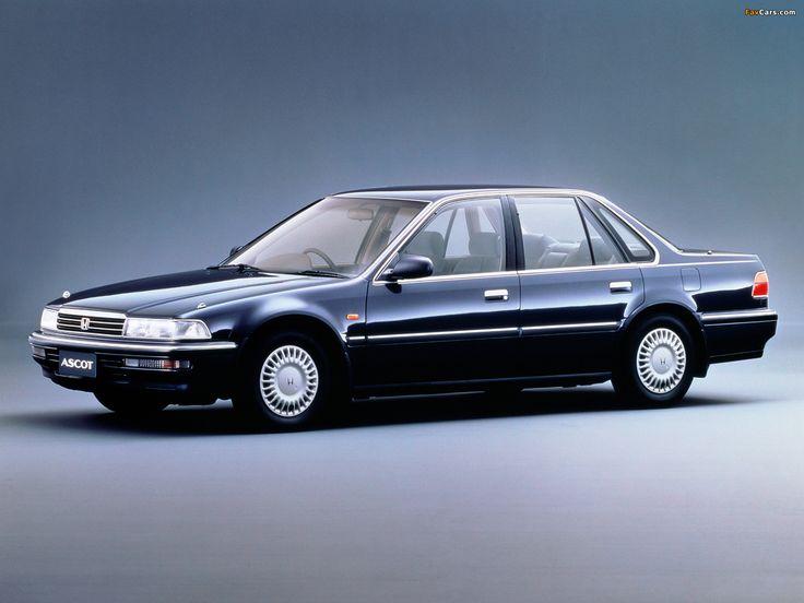 Honda Ascot I (CB) 1989 - 1993 Sedan #2