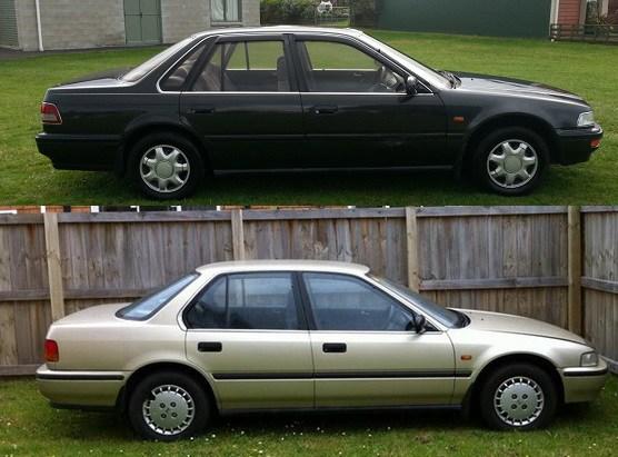 Honda Ascot I (CB) 1989 - 1993 Sedan #6