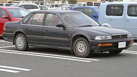 Honda Ascot I (CB) 1989 - 1993 Sedan #8