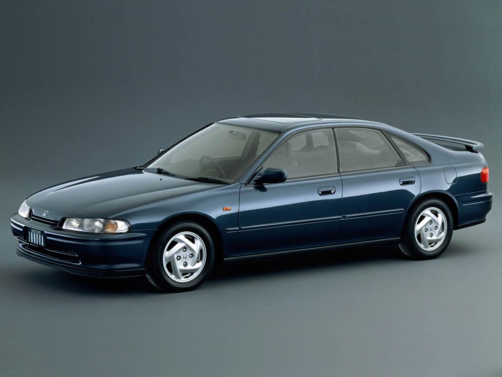 Honda Ascot II (CE) 1993 - 1997 Sedan #4