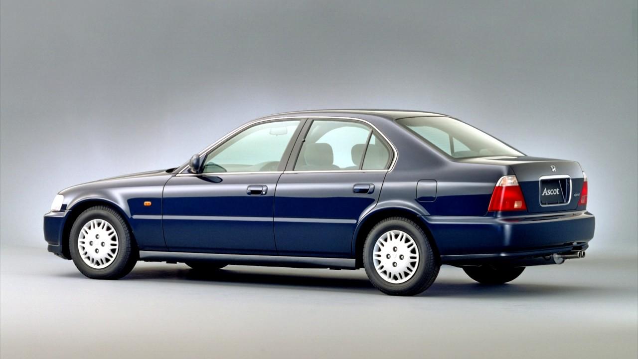 Honda Ascot II (CE) 1993 - 1997 Sedan #2