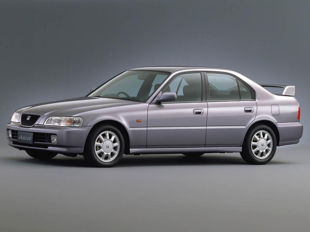 Honda Ascot II (CE) 1993 - 1997 Sedan #5
